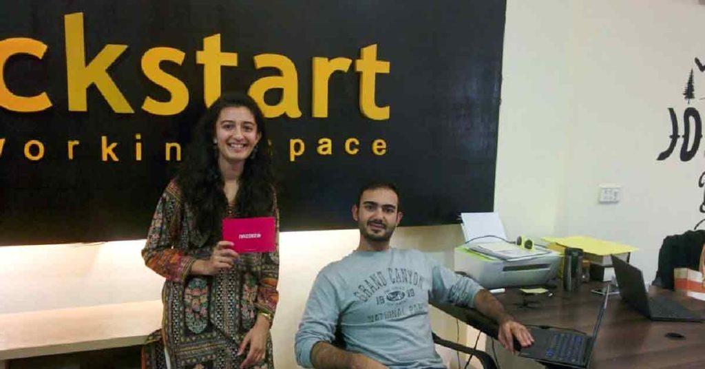 Nazdeeq member startup