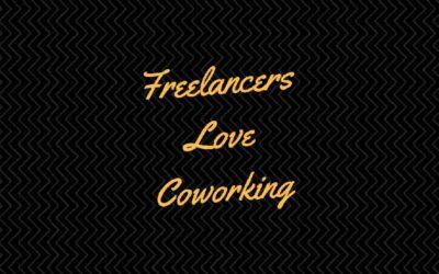 freelancers love coworking