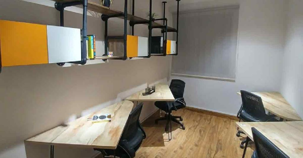 private office at Kickstart