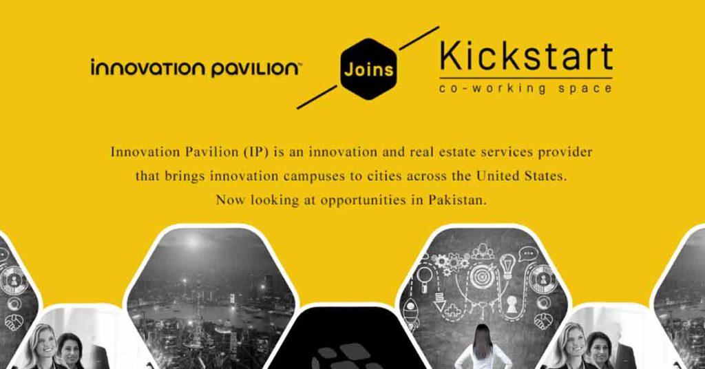 Innovation Pavillion Joins Kickstart