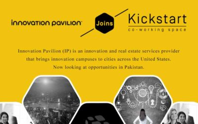 Innovation Pavillion Joins Kickstart