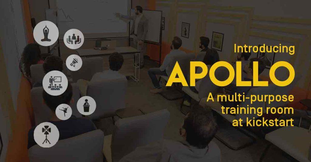 Apollo-Training Room- Kickstart