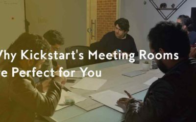 meeting rooms at Kickstart
