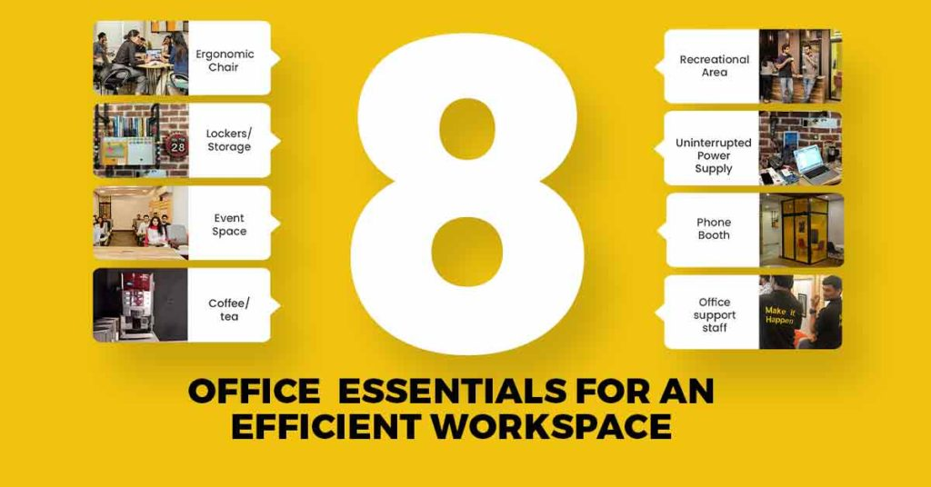 8 Office Essentials