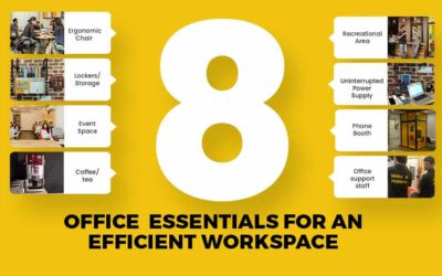 8 Office Essentials