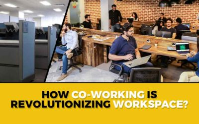 coworking taking over traditional offices