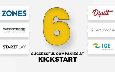 6 successful companies at Kickstart Coworking