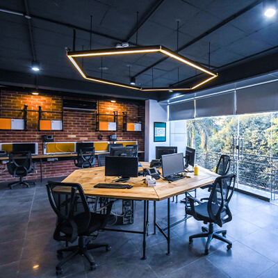 Kickstart coworking space