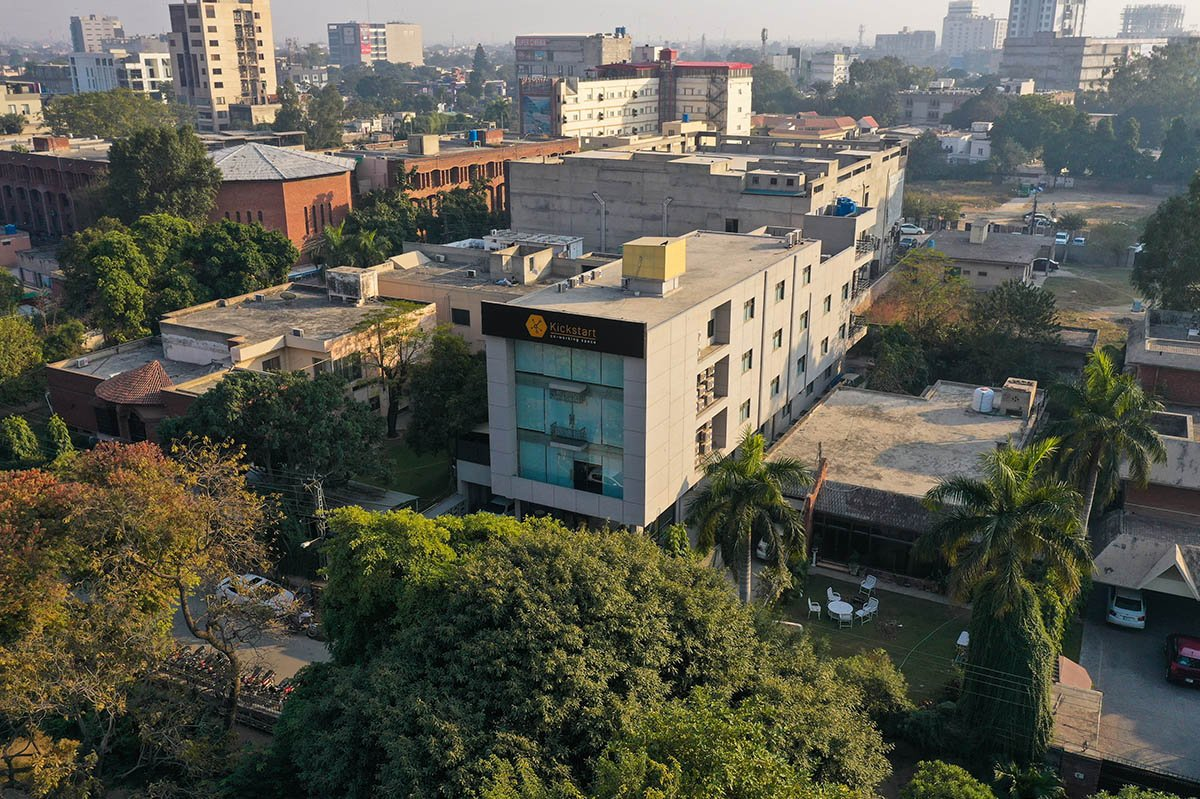 Kickstart Coworking Space and Serviced Offices in Lahore