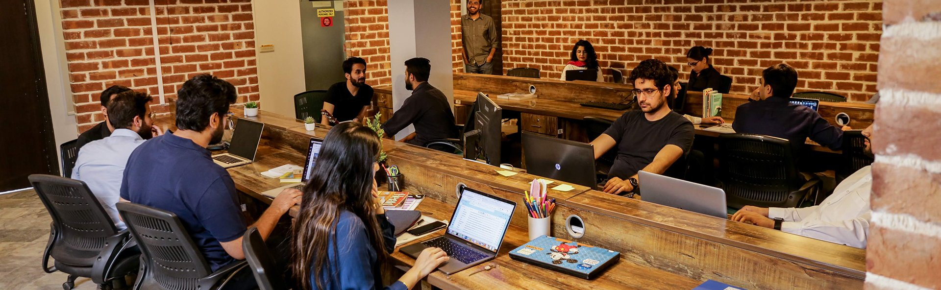 A Coworking Space in Gulberg Lahore: Kickstart Gulberg 58-A2