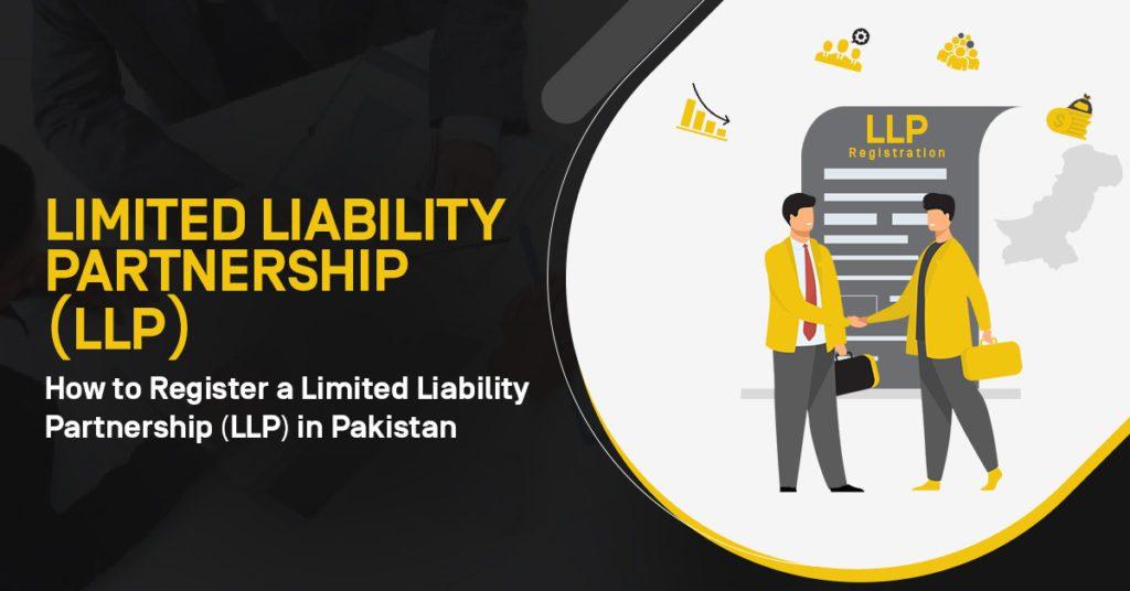 LLP Registration in Pakistan