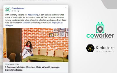 5 Common Mistakes to Avoid While Looking for a Coworking Space