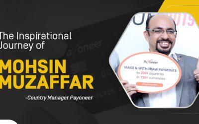 Mohsin Muzaffar - Country Manager Payoneer