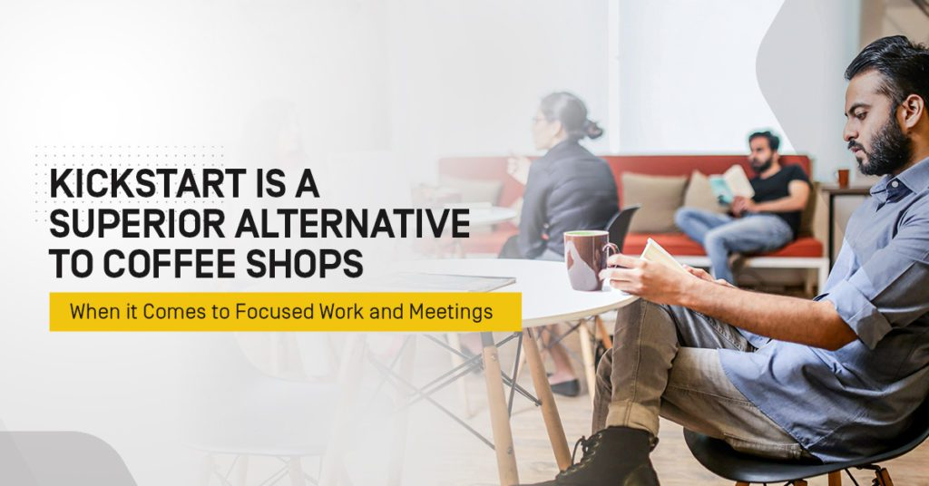 Day Pass - Meeting Space - Lahore - Kickstart Coworking